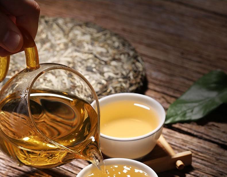 чай шен пуэр свойства