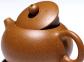 Чайник заварочный глиняный исинский Си Ши 110 мл 3