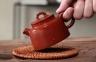 Чайник заварочный глиняный исинский Юй Чжао 120 мл 2
