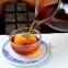 Чай Шу Пуэр Мэнхай Да И Янтарная плитка 1401 2014 года 60 г 5