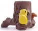 Чайная фигурка-подставка Белка на пне 2