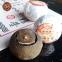 Чай Шу Пуэр Gold Horse Brand 8685 в мандарине 0
