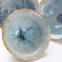Піала керамічна глазурована Доулі 90 мл (сіра з білим) 2
