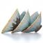 Піала керамічна глазурована Доулі 90 мл (сіра з білим) 0