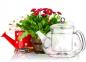 Чайник заварочный стеклянный Kamjove AC-12 900 мл 2
