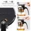 Чайник заварочный с кнопкой Kamjove TP-853 600 мл 3
