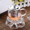 Подставка-подогреватель для чайника Сердце YiWuYao FH-980MK 4