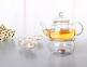 Чайник заварочный стеклянный 1000 мл 5