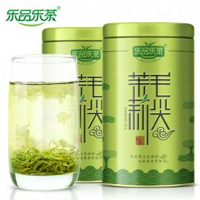 Чай зеленый жасминовый Lepinlecha 125 г