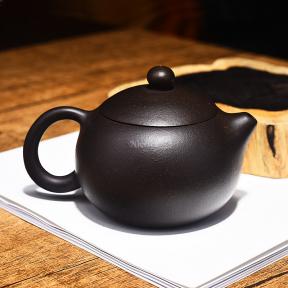 Чайник заварочный глиняный исинский Си Ши 160 мл