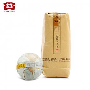 Чай Шу Пуэр Мэнхай Да И V93 1701 2017 года 100 г