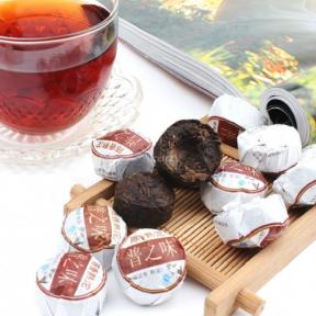Чай Шу Пуэр мини-точа 5 г