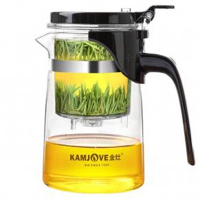 Чайник заварочный Kamjove K-201 500 мл