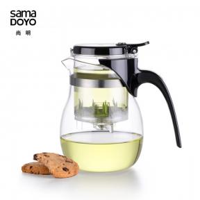 Чайник заварочный с кнопкой Sama Doyo A-16 600 мл