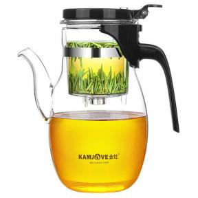 Чайник заварочный Kamjove K-207 900 мл