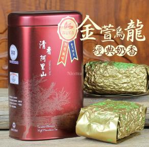 Чай улун Алишань Ming Shan Ming Zao 300 г