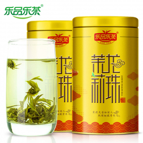 Чай зеленый Жасминовая жемчужина дракона Lepinlecha 125 г