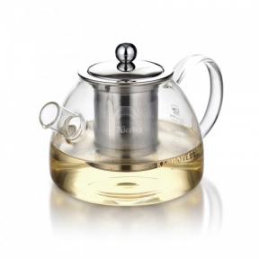 Чайник заварочный стеклянный Kamjove A-09 1000 мл