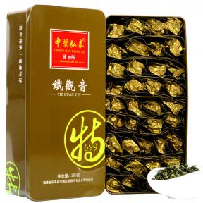 Чай Те Гуань Инь Аньси Zhong Min Hong Tai 250 г