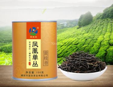 Чай улун Фэн Хуан Дань Цун Хуан Чжи Сян (Желтая ветка) Jian Yun Ge 100 г