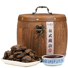 Чай Шу Пуэр Xin Yi Hao Старые чайные головы 03 500 г