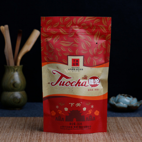 Чай Шу Пуэр Сягуань Точа мини 2018 года 200 г