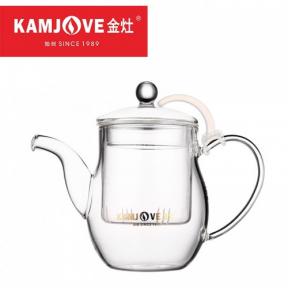 Чайник заварочный стеклянный Kamjove AC-10 500 мл