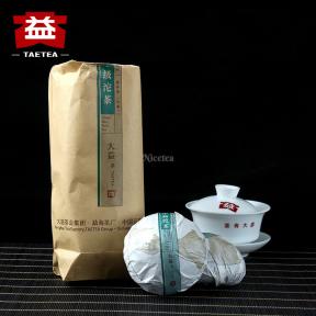 Чай Шен Пуэр Мэнхай Да И Высший сорт 1601 2016 года 100 г