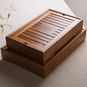 Чабань бамбуковая 38х26х6.5 см