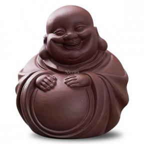 Чайная фигурка Хотэй (Смеющийся Будда)