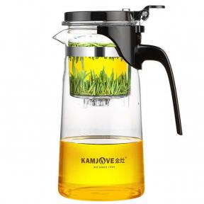 Чайник заварочный Kamjove K-202 750 мл
