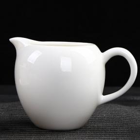 Чахай фарфоровый белый 140 мл