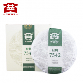 Чай Шен Пуэр Мэнхай Да И 7542 301 2013 года 150 г