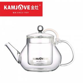 Чайник заварочный стеклянный Kamjove AC-11 700 мл