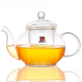 Чайник заварочный стеклянный YiWuYao FH-220 400 мл