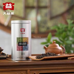Чай Шу Пуэр Мэнхай Да И рассыпной 1401 2014 года 80 г