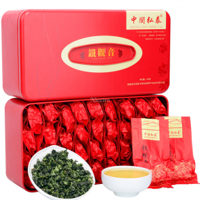 Чай Те Гуань Инь Гаошань Zhong Min Hong Tai 250 г