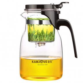 Чайник заварочный Kamjove K-205 900 мл