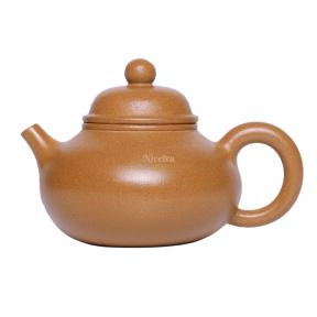 Чайник заварочный глиняный исинский Жун Тянь 100 мл
