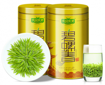Чай зеленый Дунтин Билочунь премиум Lepinlecha 125 г