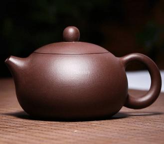 Чайник заварочный глиняный исинский Си Ши 255 мл