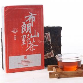Чай Шу Пуэр Jishunhao 2013 года 200 г