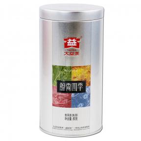 Чай Шу Пуэр Мэнхай Да И Пьянящий аромат природы 1901 2019 года 80 г