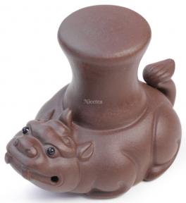 Чайная фигурка-подставка Цилинь