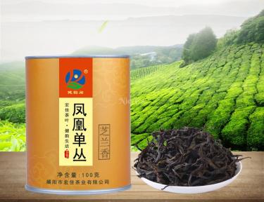 Чай улун Фэн Хуан Дань Цун Чжи Лань Сян (Орхидея) Jian Yun Ge 100 г