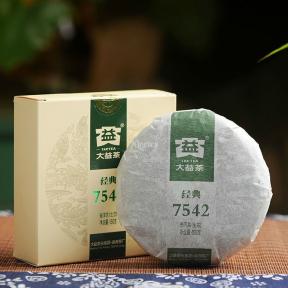 Чай Шен Пуэр Мэнхай Да И 7542 1401 2014 года 150 г