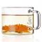 Чашки стеклянные Kamjove K-106 120 мл (2 шт)