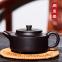 Чайник заварочный глиняный исинский Бянь Ху 160 мл